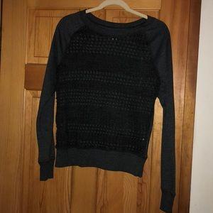 Cue warm sweater never worn